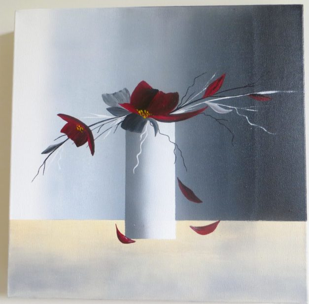 Tableau Coquelicot 2