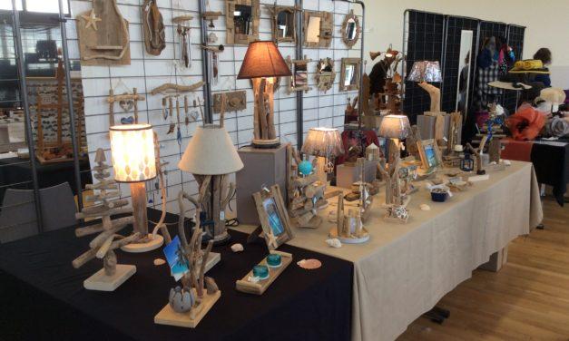 Salon de l'artisanat et des savoir-faire – Saint Cast – Octobre 2017