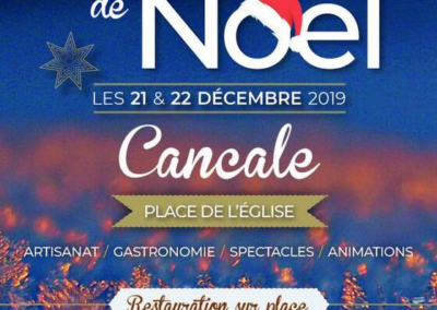 Marché de Noël Cancale