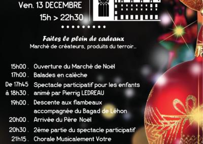 Marché de Noël Léhon