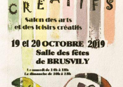 Salon Lez'Arts Créatifs Brusvily
