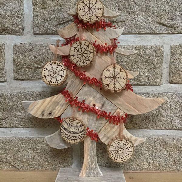 Décoration de Noël Lanzéon