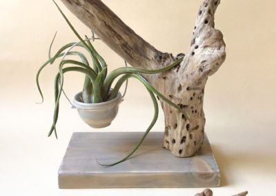 Objet décoratif en bois flotté Plouézec