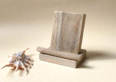 Porte-cartes en bois flotté Goazic1